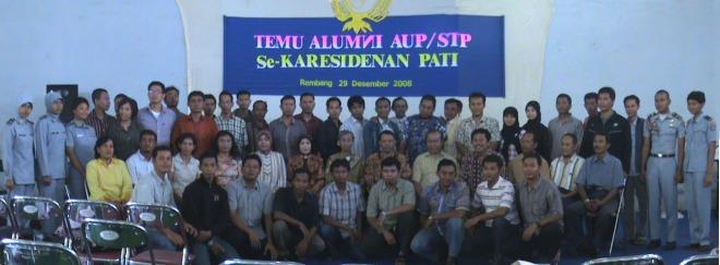 Temu Alumni AUP/ STP Sekaresidenan Pati