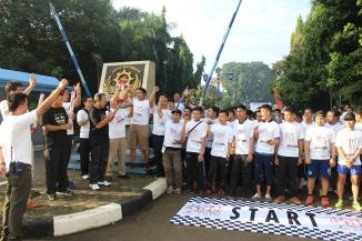 Start point oleh Maman Hermawan, Kepala Badan Riset Sumber Daya Manusia Kelautan dan Perikanan